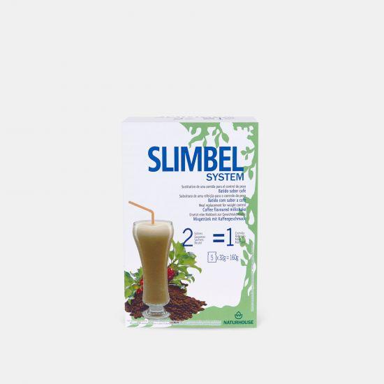 Slimbel Coffee Milkshake