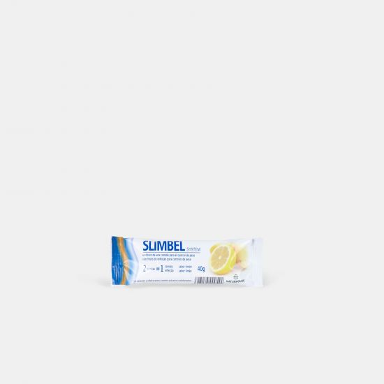 Slimbel System Lemon Bar